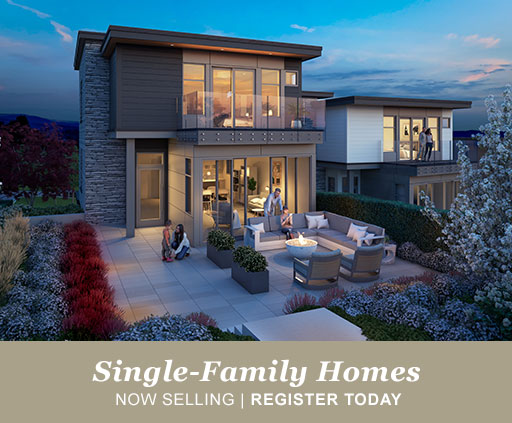 Single-Family Homes Now Previewing | Register Today